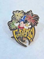 Disney Fantasmic! Sorcerer Mickey Light Up Dead Battery Pin ~ Ships FREE