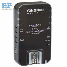 Yongnuo 622C II Wireless TTL HSS Flash Trigger Receiver Radio Salve Controller
