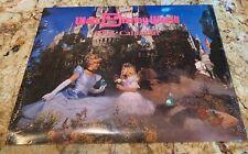1993 Walt Disney World Calendar, Castle, 12 Pictures, New, Mint