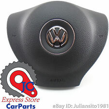 1KM880201G 81U VOLKSWAGEN GENUINE OEM 2010 TO 2015 JETTA DRIVER STEERING WHEEL