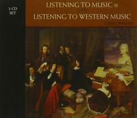 2-CD Set for Wright's Listening to Music, 5E and Listening to Western Music Wr..