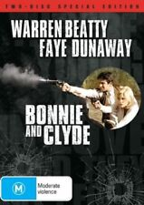 Bonnie And Clyde (DVD, 2008, 2-Disc Set) Region 4 Brand NEW & Sealed Free Post