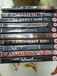 Wwe dvd bundle