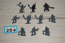 Warhammer 40k Chaos Marines Cultists x 10 including Anarkus Painted LOT 294