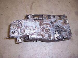 1973-1982 Chevrolet GMC pickup truck PASSENGER door latch mechanism lock right