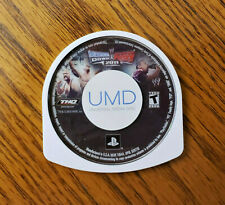WWE SmackDown vs. Raw 2011 (Sony PSP, 2010) Game Only!! - Tested - Fast Ship