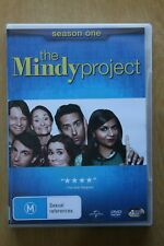 The Mindy Project : Season 1 (DVD, 2013, 4-Disc Set)   Preowned (D214)