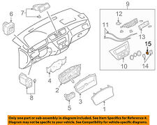 MITSUBISHI OEM 02-07 Lancer Dash Cluster Switch-Knob MR500926