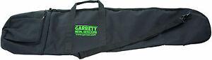 "Garrett 2 Pocket Carry Bag 48"" long will fit ace 150/250/Euro /200i/300i/400i"