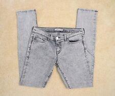 J Brand X-Ray Skinny Jeans Size 29 Acid Wash