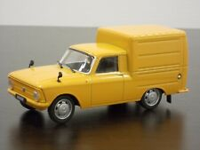 1:43 IZH-2715, 1972 Delivery Van, #252 DeAgostini Autolegends of the USSR