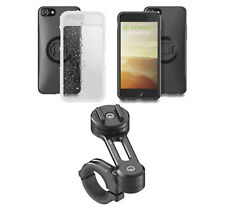 iPhone X Motorcycle ATV Scooter SP Moto Weatherproof Case with Handlebar Mount
