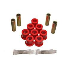 Energy Suspension Control Arm Bushing Kit 7.3105R; Red for Nissan 280ZX