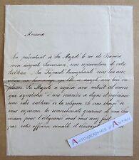 ♦ ZIEGLER Château BERG 1878 Allemagne Secrétaire Roi Bavière > Peintre Galimard