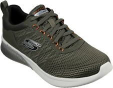 Skechers Mens Skech-Air Ultra Flex-Orburn Lace-Up Jogger Trainer