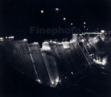 1936 Vintage MODERNIST Industrial TENNESSEE Norris Dam Photo Art 11x14 By KRUTCH