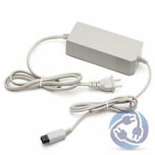 Nintendo Wii Home Console AC Power Supply Wall Plug Charger Charging Cord Cable