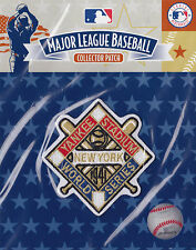 1941 WORLD SERIES NEW YORK YANKEES OFFICIAL MLB BASEBALL PATCH MINT IN PACK