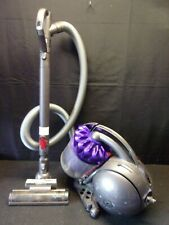 Dyson DC39 Animal Plus Purple Bagless Ball Canister Vacuum Cleaner