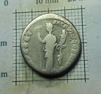 Original Antique Coin SILVER MARCUS AURELIUS ROMAN DENARIUS 161-180 A.D# 0228