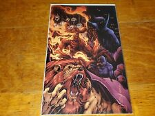 Dark Ark : After The Flood #1 Virgin Exclusive Armando Ramirez 300 Print Run NM