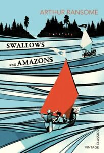 Swallows and Amazons (Vintage Children's Classics) by Ransome, Arthur Book The