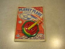 Planet Plane Keychain Puzzle - Made in England by Bell