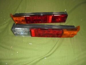 Fiat Ritmo 1° Series Pair Lights Rear New