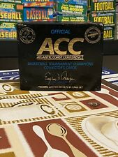 1992 ACC Basketball Tournament Champions Cards - 40 Card Set - Limited Edition