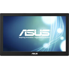ASUS MB168B WIDE SCREEN 15.6IN 16:9 1366X768 0.252MM PIXEL PITCH 200 CD/M2 500: