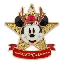 Disney Minnie Mouse Holiday 2017 Pin