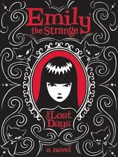 Emily the Strange: The Lost Days, Gruner, Jessica, Reger, Rob, 0061452319, Book,