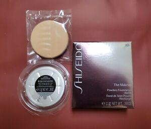 Shiseido Powdery Foundation Natural Light Beige B20 Refill