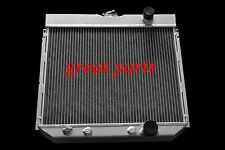 3 ROW ALL ALUMINUM RADIATOR FIT 1967 1968 69-70 FORD MUSTANG