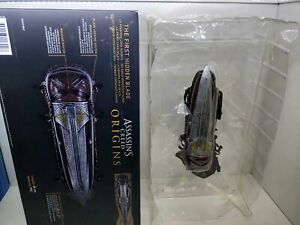 Video Game Assassin's Creed Origins Bayek Cosplay The First Hidden Blade PVC Toy