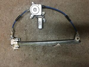 Peugeot 406 mk1 Front Left electric window regulator Mechanism Motor