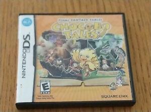 Final Fantasy - Chocobo Tales Nintendo DS