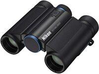 Nikon Anti-Vibration Binoculars 10 x 25 STABILIZED Blue STB10X25BL New in Box