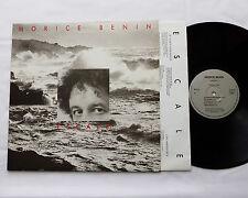 Morice BENIN Escale LP COLLECTION SEVE (BEN 13 / 1987) NM/EX