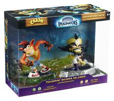 Skylanders imaginators-Crash Bandicoot-Adventure Pack thumpin Wumpa Islands