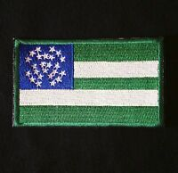 NEW YORK POLICE DEPARTMENT FLAG NYPD NYC CITY FINEST IRON ON PATCH