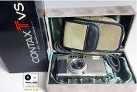 CONTAX  TVS con Vario Sonnar 28-56/3,5-6,5