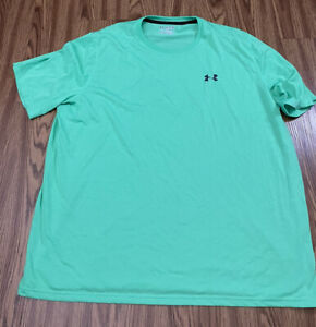 UNDER ARMOUR HEATGEAR 3XL THREADBORNE Shirt  Crossfit GOOD CONDITION