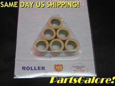 Variator Rollers Roller Weights 20x15 20mm 15mm 14g Suzuki Honda GY6 125cc 150cc