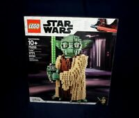 STAR WARS LEGO 75255 ATTACK OF THE CLONES YODA 1771 PIECES FACTORY SEALED DISNEY
