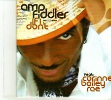(DP361) Amp Fiddler ft Corinne Bailey Rae, If I Don't - 2007 DJ CD