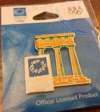 Athens 2004 Parthenon Olympic Pin