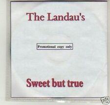 (D455) The Landau's, Sweet But True - DJ CD