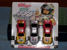 1996 KELLOGG'S 1/64 NASCAR 3 car set-Terry Labonte