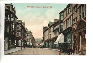 Market Street, Pontypridd, Glamorgan